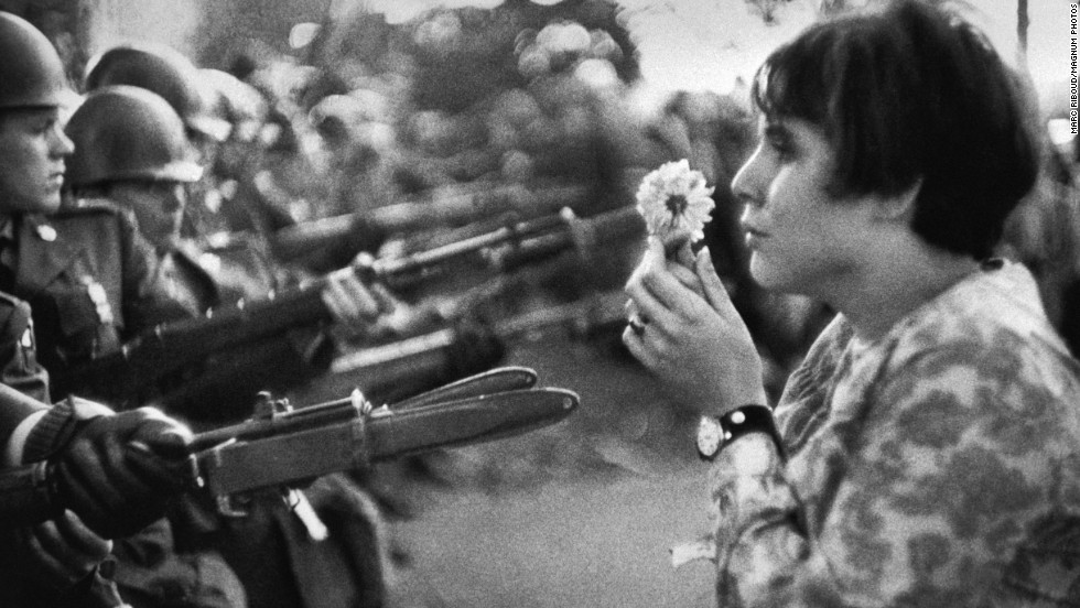 Police Brutality Tarnishes the Summer of Love