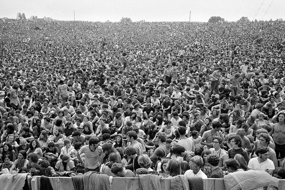 The Amazing Crowds at Woodstock