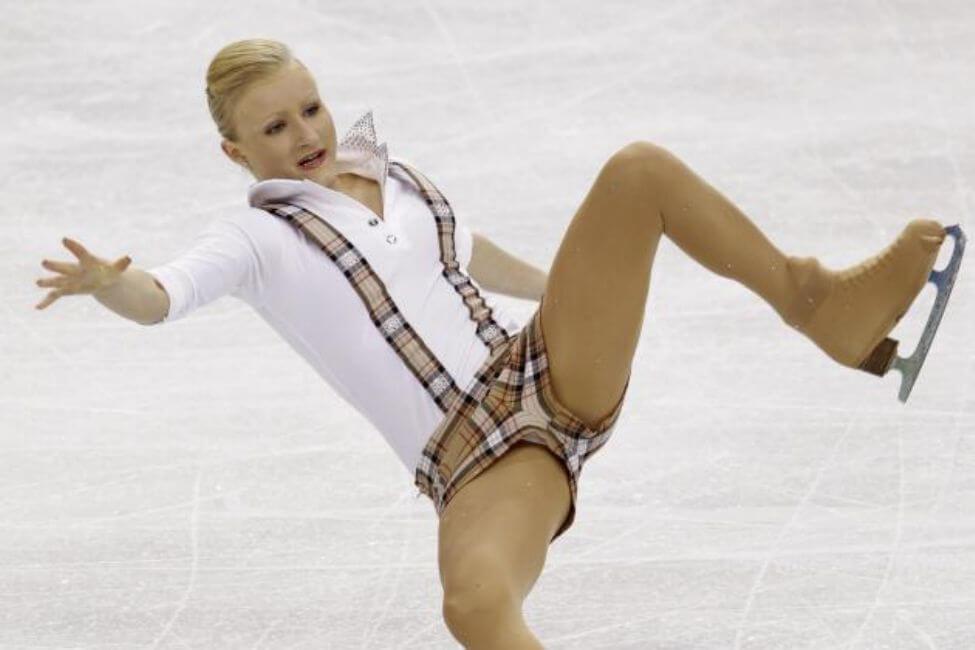 Voici une nouvelle danse appelée Ice Fall!