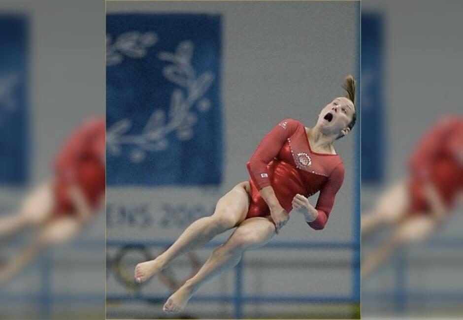 UFG - Un Gymnaste Volant Non Identifié