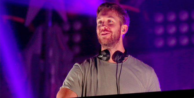 Calvin Harris Performed With…