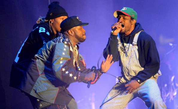 OutKast Performed With…