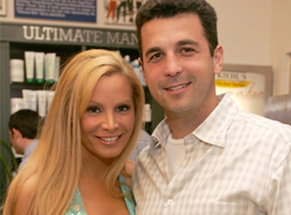 Cindy Margolis and Guy Starkman
