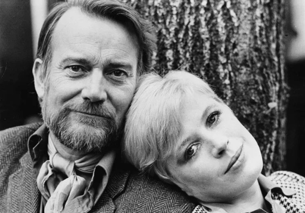 Denholm and Susan Elliott