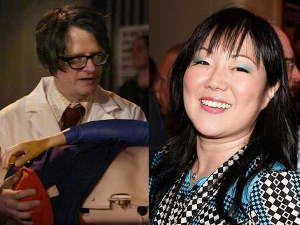 Margaret Cho and Al Ridenour
