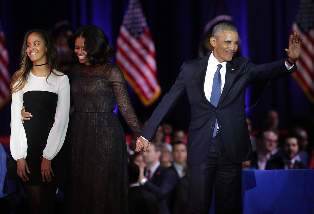Two People Were Shot and Killed in Chicago During Obama's Farewell Speech