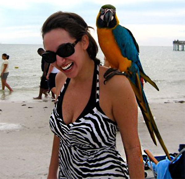 A Parrot Can Testify in Divorce Court