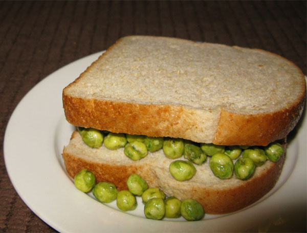 You Can Get Divorced Over Peas (Yes, the Veggie)