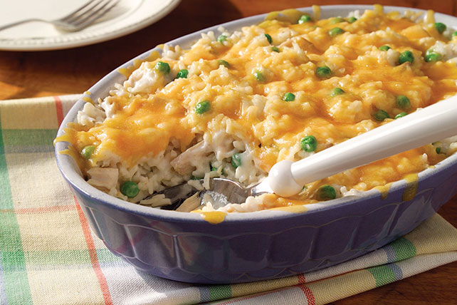 You Can Get Divorced over Tuna Casserole