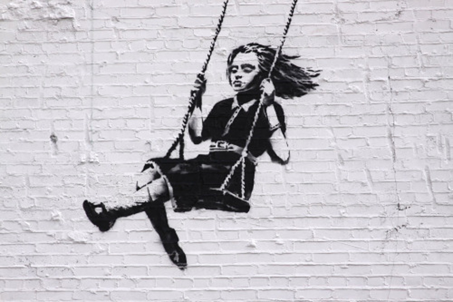 Is Banksy Really a Woman?