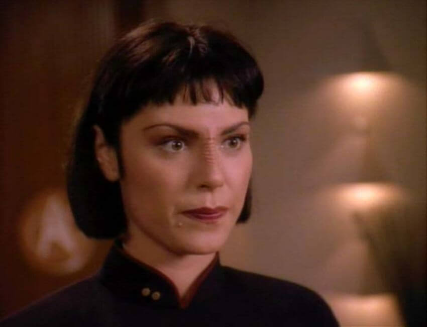 Michelle Forbes as Ro Laren