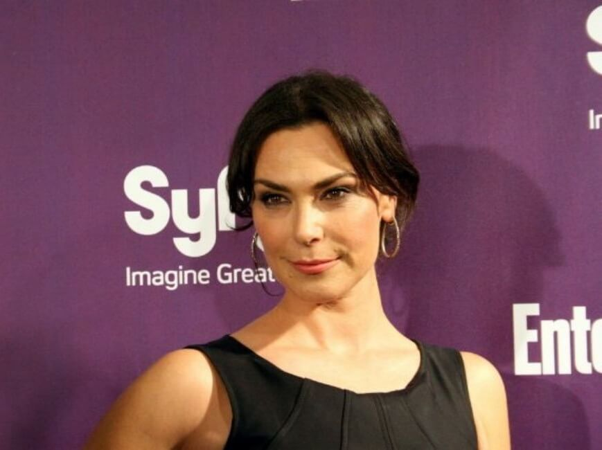 Michelle Forbes Now