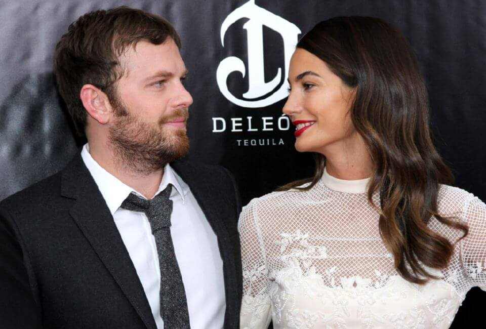 Lily Aldridge & Caleb Followill