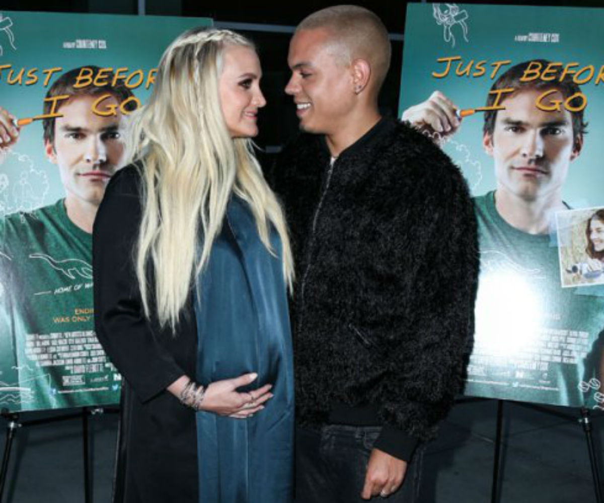Ashlee Simpson Got Healthy While Pregnant
