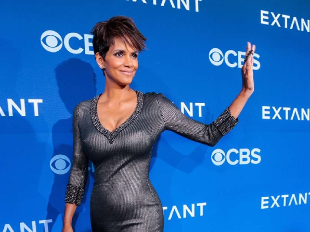 Halle Berry Was Pregnant at Nearly 40