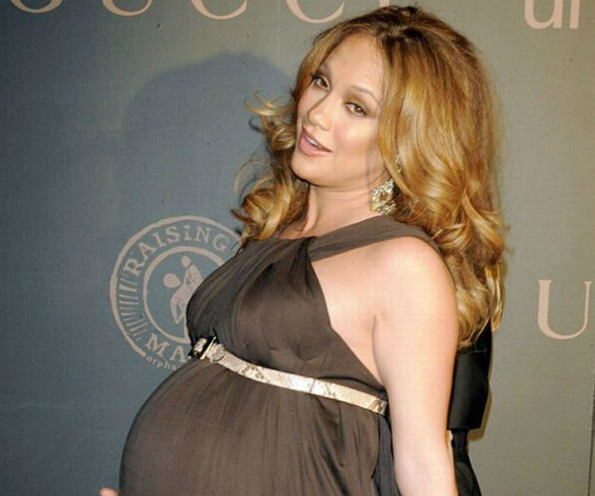Jennifer Lopez's Postpartum Depression