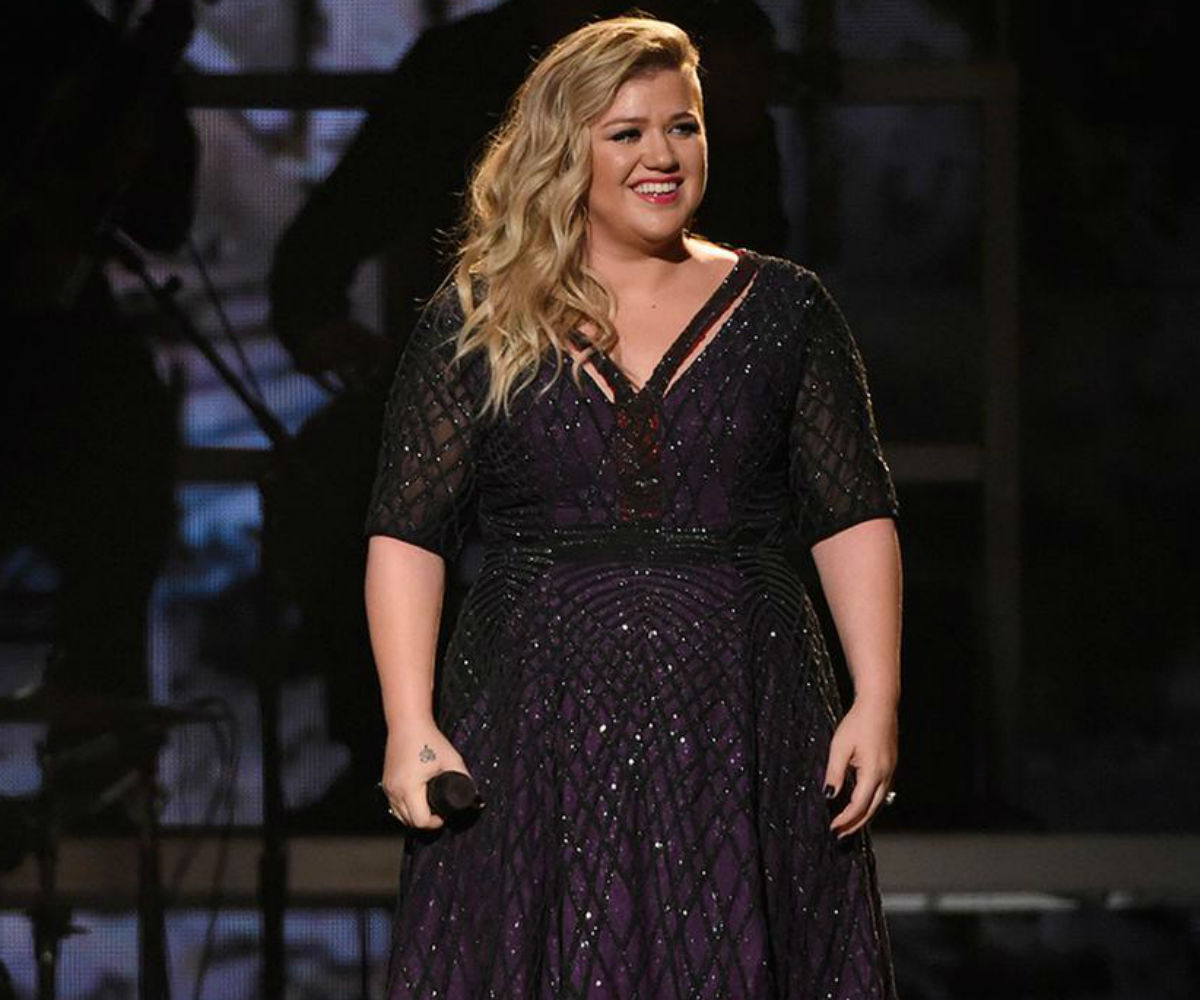 Kelly Clarkson Didn't Let Body Shaming Get Her Down