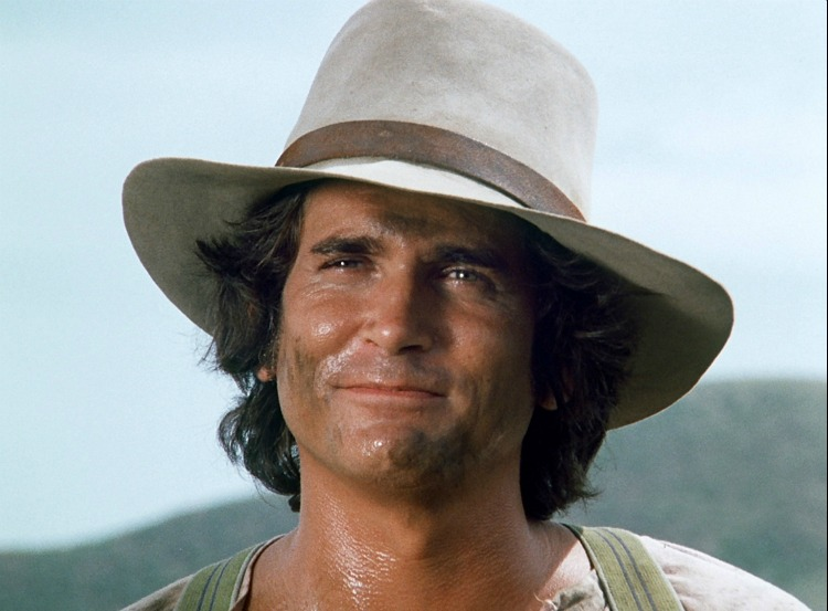 Michael Landon as Charles Ingalls