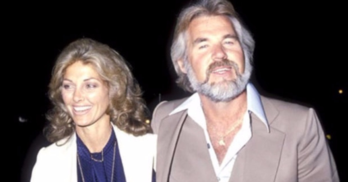 Kenny Rogers and Fourth Wife Marianne