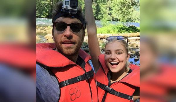 Rachel Hilbert & Brett Eldredge