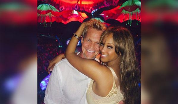 Tyra Banks & Erik Asla