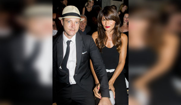 Helena Christensen & Paul Banks