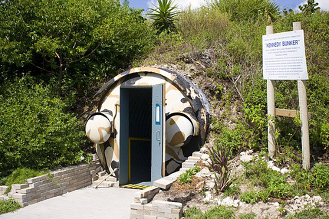 Peanut Island Bunker