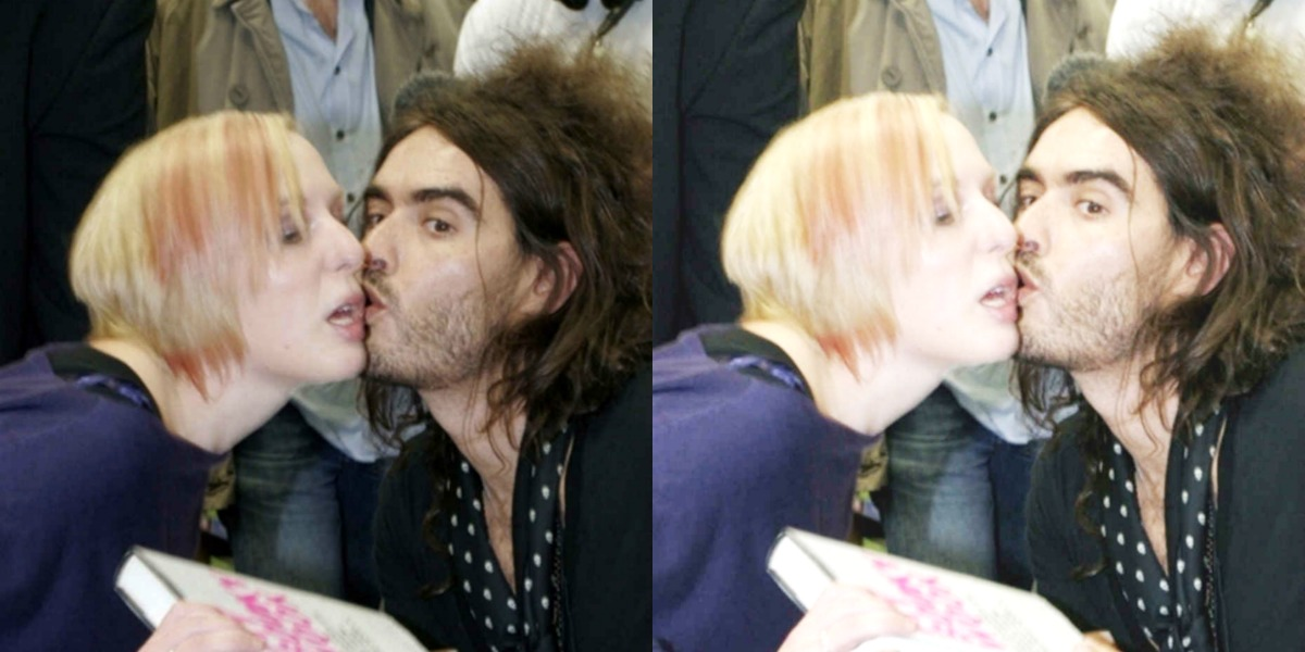 Remember That Time You Kissed Russell Brand