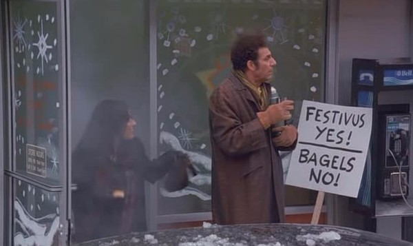 """Happy Festivus for the Rest of Us"""