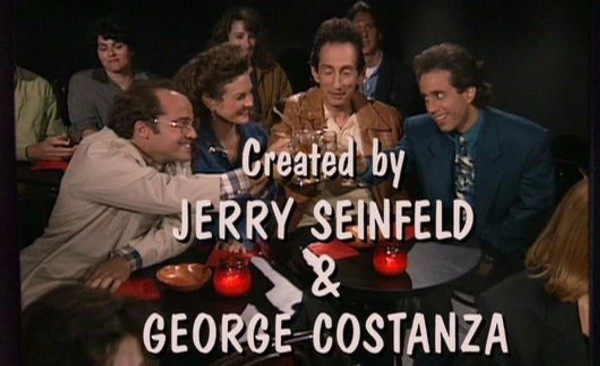 Seinfeld Put a Spin on Screen Credits