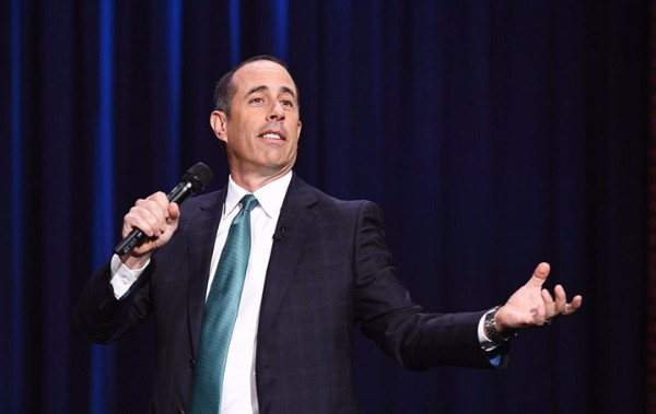 Jerry Seinfeld Now