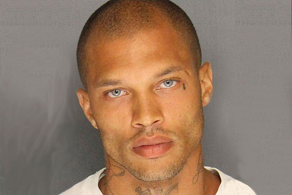 Meeks Rose to Fame After His Mugshot Was Posted on Facebook