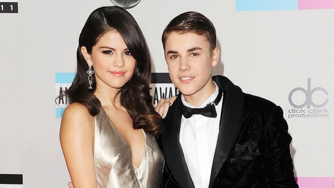 Justin Beiber by Selena Gomez