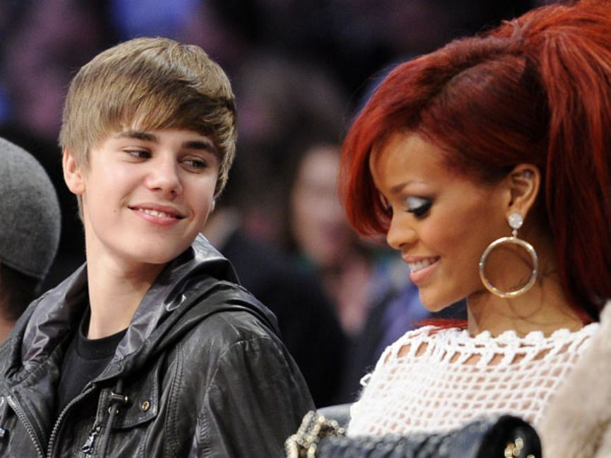 Justin Beiber by Rihanna