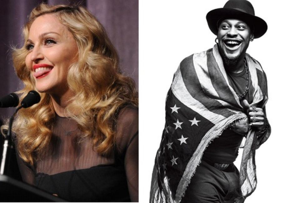 Madonna by D'Angelo