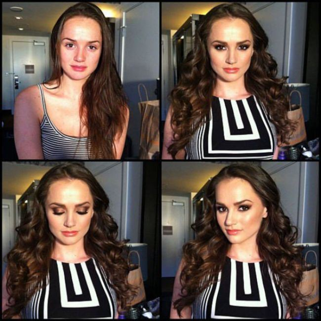 Tori Black – Before and After