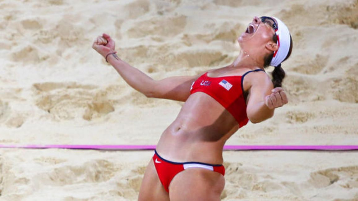 Kerri Walsh Jennings Played Fearlessly