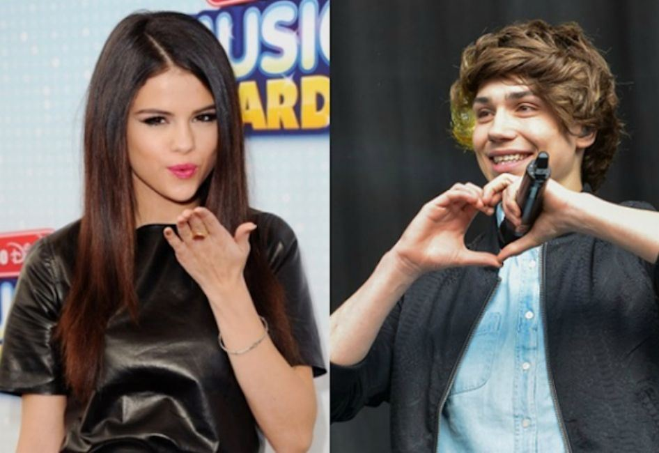 Selena Gomez by George Shelley