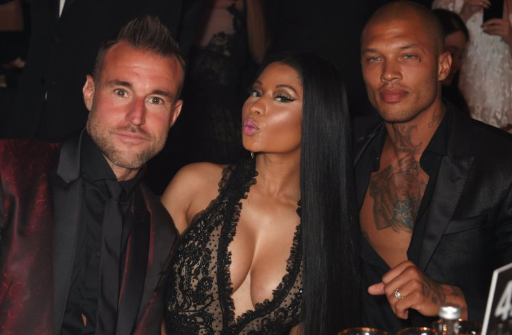 Who Is the Gorgeous Ex-Con Who Hangs with Nicky Minaj?