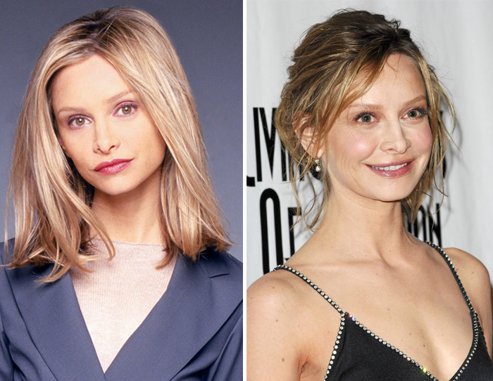 Calista Flockhart Joined The Cast Of 'Supergirl'