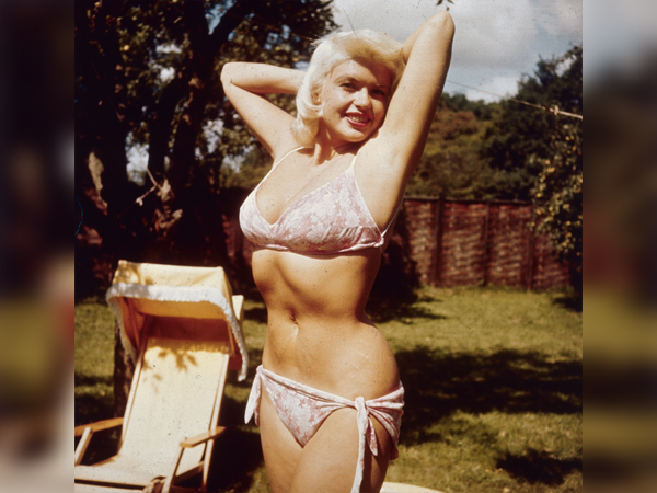 Jayne Mansfield: The Blonde Bombshell