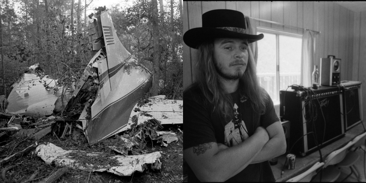 Ronnie Van Zant Was All Out Of Fuel