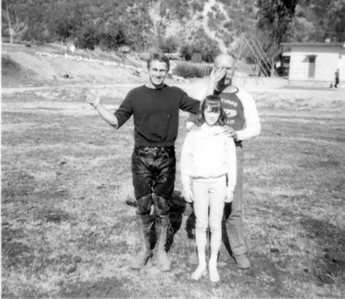 Was Steve McQueen Ever a Kid?