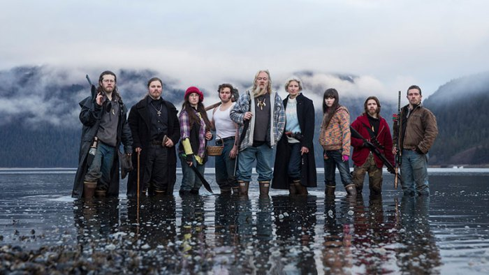 The Alaskan Bush People Aren't Even Alaskan