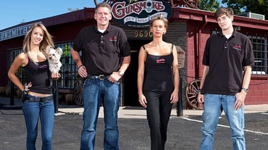 Gunsmoke Guns Was Burglarized after American Guns' Cancellation