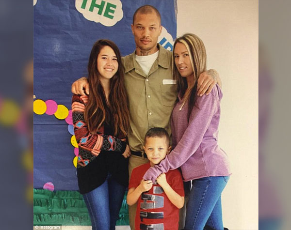 Jeremy Meeks Is a Married Father of Three