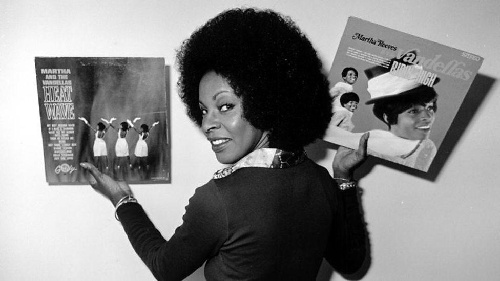 Martha Reeves Was a Secretary at Motown Before She Hit It Big