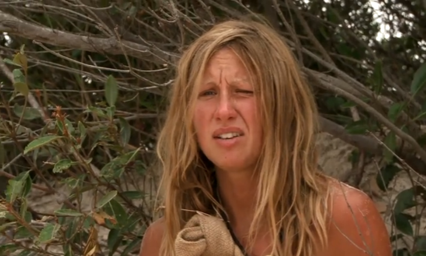 A Naked and Afraid Contestant Lashed out over Scripted Segments