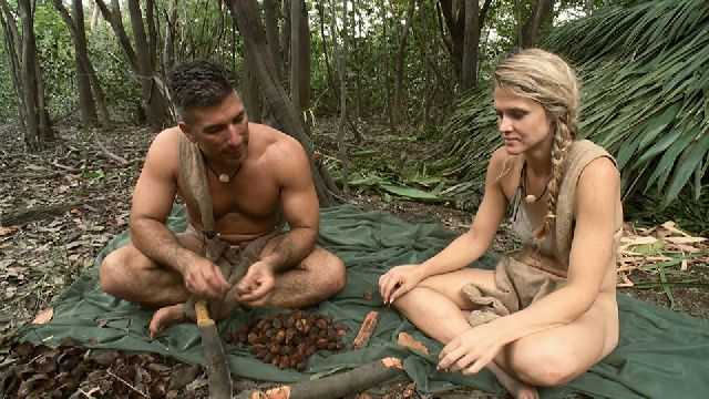 Naked and Afraid Crew Members Actually Give the Contestants Help