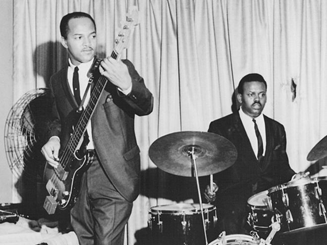 The Funk Brothers Were More Popular Than The Beatles (Even If You Never Heard of Them)
